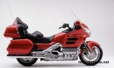 Мотоциклы Honda Gold Wing 2013 года