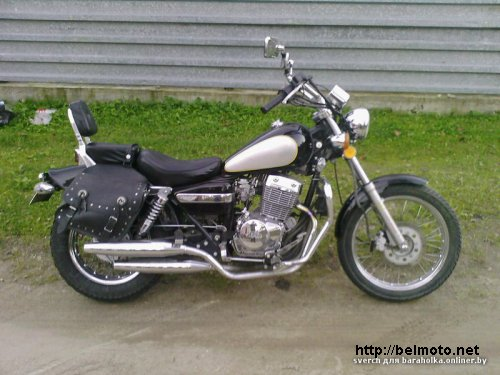 honda rebel 250 отзывы