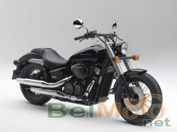 Мотоциклы Honda Shadow 750 куб. 2011 г - фото 1