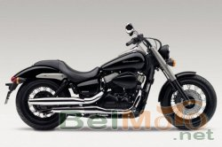 Мотоциклы Honda Shadow 750 куб. 2011 г