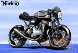 Dominator SS вместо Norton Domiracer